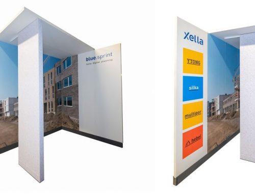 Xella – modulare stand