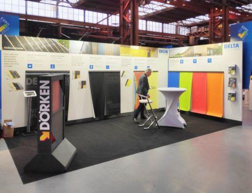 Modulare Ständer für Dörken Benelux